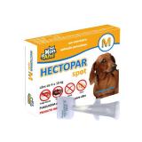 Hectopar Spot  M  Cães  de 4 a 10kg