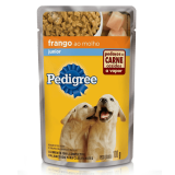 Pedigree Sachê Junior Frango 100g