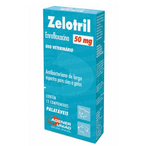 Zelotril 50 MG