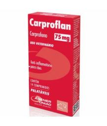 Carproflan 75mg - 14 comprimidos
