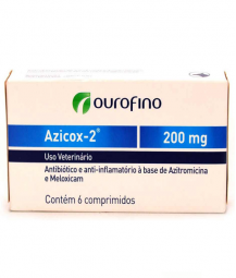 Azicox 2 200MG – 6 Comprimidos