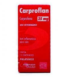 CARPROFLAN 25MG