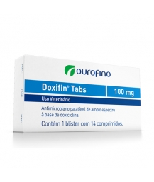 Doxifin Tabs 100mg -14 comprimidos