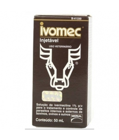 Ivomec 1% Injetavel 50ml