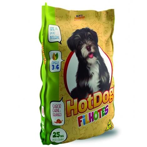 Hotdog Filhotes 25 Kg