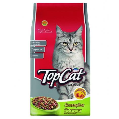 Top Cat Sensações com Nuggets