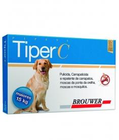 Tiper C para Cães acima de 15 kg
