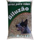 Arroz Para Cães Biluzão 5kg