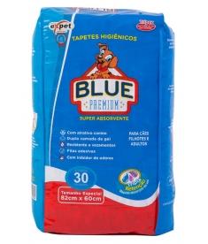 Tapete Higienico Blue Premium Expet - 30 unidades