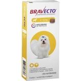 Bravecto 112,5mg ( 2 a 4,5kg)