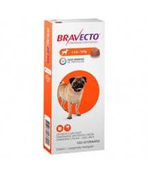 Bravecto 250mg ( 4,5 a 10kg)