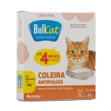 Coleira Antipulgas Bullcat 15gr