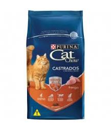 Cat Chow Castrados Frango 10,1kg