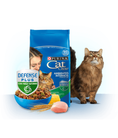 Cat Chow Ambientes Internos 10,1kg