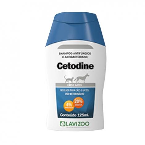 Cetodine Shampoo 240ml