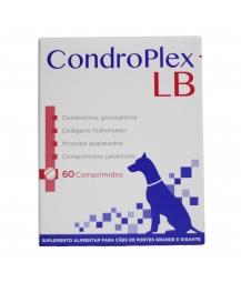 Condroplex LB - 60 comprimidos