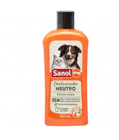 Sanol Condicionador Neutro 500ml