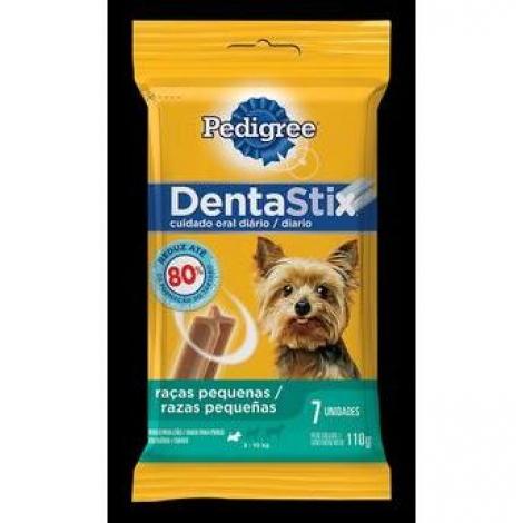 Pedigree DentaStix Raças Pequenas - 7 unidades