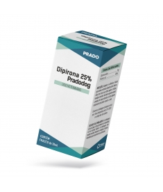 Dipirona Prado Dog 25% 20ml