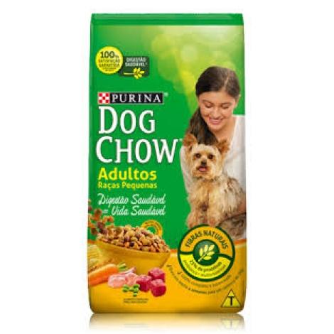 Dog Chow Adultos Raças Pequenas 15kg