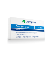 Doxifin Tabs 50mg - 14 comprimidos