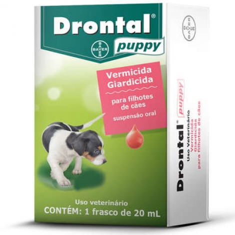 Drontal Puppy 20ml
