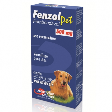 Fenzol Pet  500mg