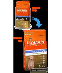 Golden Formula Cães Filhotes Carne e Arroz 15kg