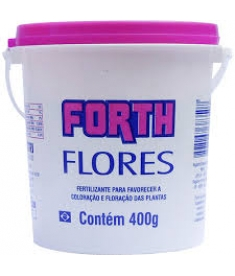 Fertilizante Mineral Misto Forth Flores 400g