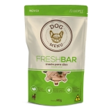 Petisco Fresh Bar Luopet 80g