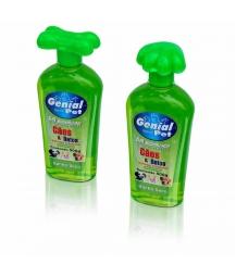 Gel Higienizador Condicionador e Hidratante Genial Pet 500ml
