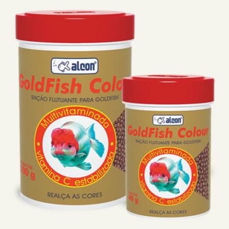 Alcon Goldfish Colour 100g