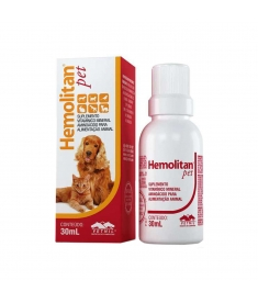 Hemolitan Pet Gotas 30 ml