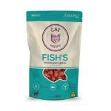 Luopet Snacks Gatos Fish`s 40g