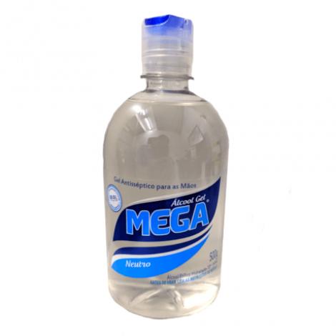 Álcool Gel Mega 70% 500g