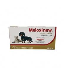 Meloxinew 1mg 10 comprimidos