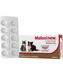 Meloxinew 2mg 10 comprimidos