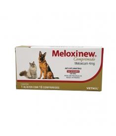 Meloxinew 4mg 10 comprimidos