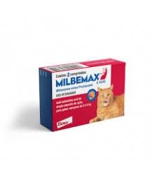 Milbemax Gatos - 2 a 8kg