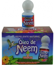 Óleo de Neem repelente natural 15ml Vitaplan