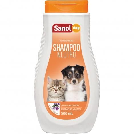 Shampoo Sanol Neutro 500ml