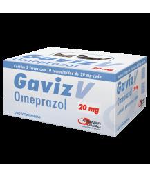 Gaviz V 20MG 10 Comprimidos