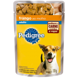 Pedigree Sachê Adulto Frango 100g