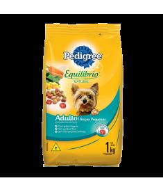 Pedigree Equilíbrio Natural para Cães Adultos de Raças Pequenas - 20 Kg
