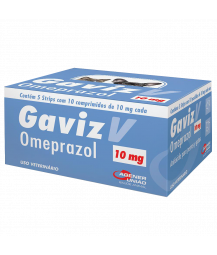 Gaviz V 10 MG 10 Comprimidos