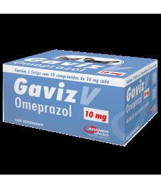 Gaviz V 10 MG 10 Comprimidos - Cartela