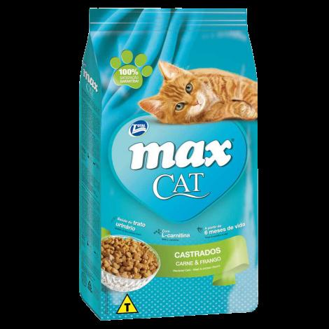 Max Cat Castrados 20kg