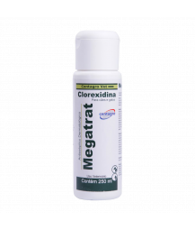 Megatrat Clorexidina Shampoo - 250ML