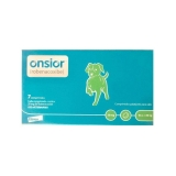Onsior 20mg (10 a 20kg) - 7 comprimidos