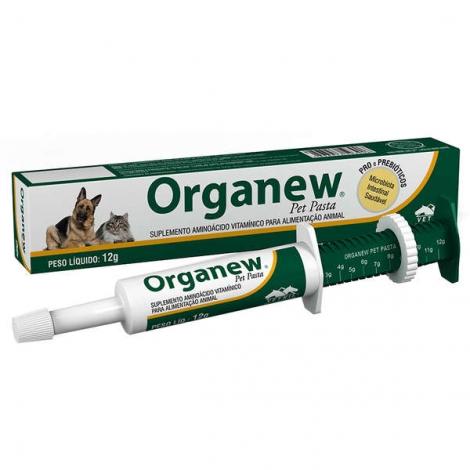 Organew Pasta 12g